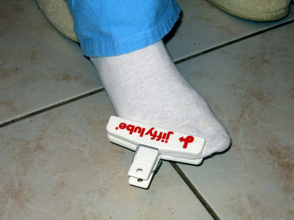 Foot Spasms 52