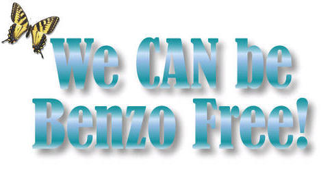 Benzodiazepine Withdrawal Support
